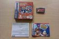 GBA 2 Games in 1 Sonic Pinball Party + Sonic Battle NOE