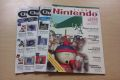 4 Club Nintendo Magazines