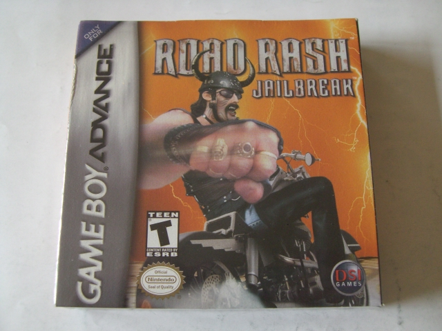 GBA Road Rash Jailbreak USA