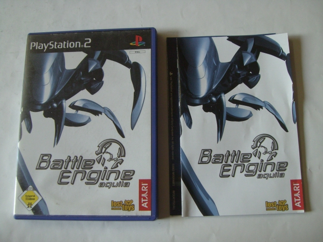 PS2 Battle Engine Aquila