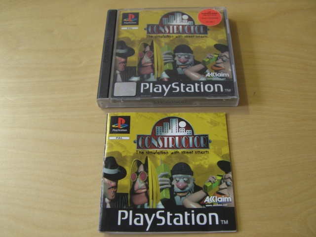 PS1 Constructor