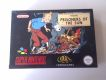 SNES Tintin Prisoners of the Sun EUR