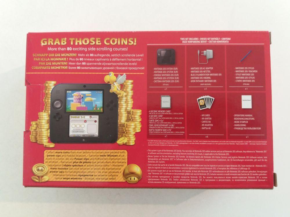 2ds New Super Mario Bros 2 Special Edition 44211 8499