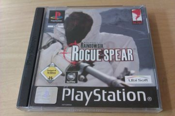 PS1 Tom Clancy's Rainbow Six Rogue Spear