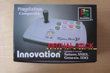 PS1 Virtual Stick