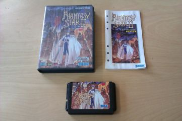 MD Phantasy Star 2