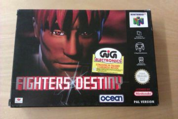 N64 Fighter's Destiny ITA