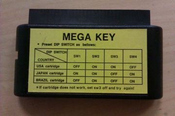 MD Mega Key Import Adaptor