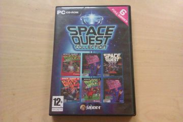 PC Space Quest Collection