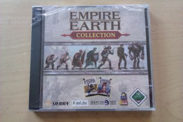 PC Empire Earth Collection