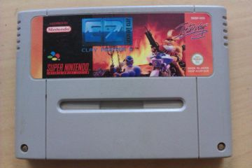 SNES Clay Fighter 2 EUR