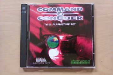 PC Command & Conquer Alarmstufe Rot