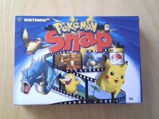 N64 Pokemon Snap NNOE