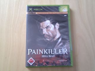 Xbox Painkiller Hell Wars