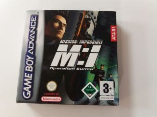 GBA Mission Impossible Operation Surma EUR