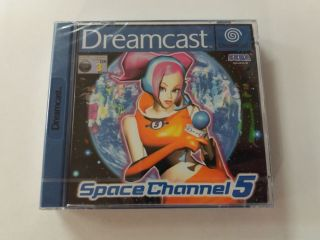 DC Space Channel 5