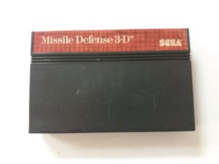 MS Missile Defense 3-D