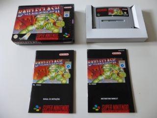 SNES Battleclash GPS