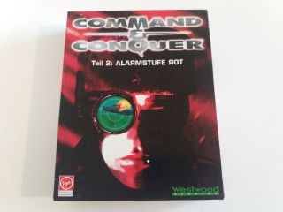 PC Command & Conquer Teil 2: Alarmstufe Rot