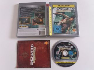 PS3 Uncharted Drake's Schicksal