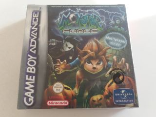 GBA Monster Force EUR