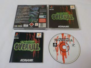 PS1 Project Overkill
