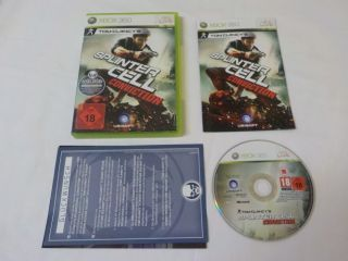 Xbox 360 Tom Clancy's Splinter Cell Conviction