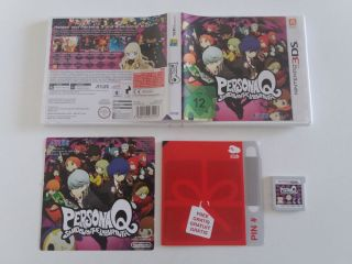 3DS Persona Q Shadow of the Labyrinth GER