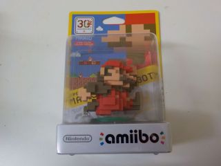 Amiibo Mario Classic Colours, 30th Anniversary Collection