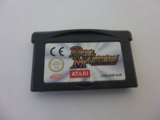 GBA Duel Masters Sempai Legends