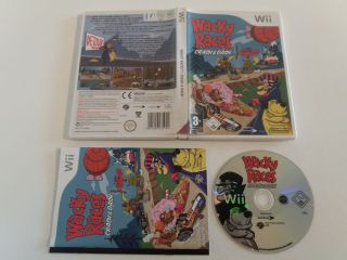 Wii Wacky Racers Crash & Dash EUR
