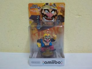 Amiibo Wario, Super Smash Bros. Collection