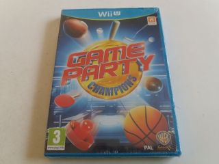 Wii U Game Party Champions FRA