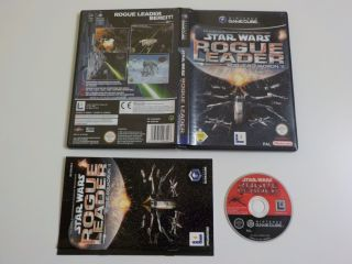GC Star Wars Rogue Squadron II Rogue Leader NOE