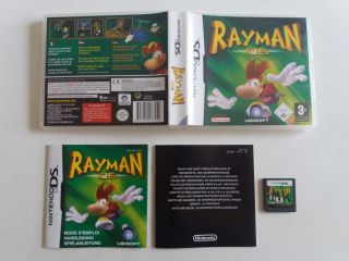 DS Rayman DS EUU