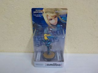 Amiibo Samus Zero Suit, Super Smash Bros. Collection