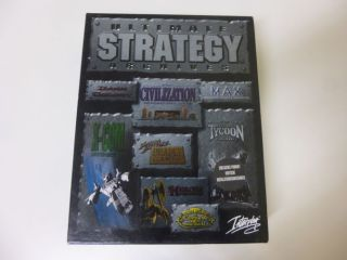 PC Ultimate Strategy Archives