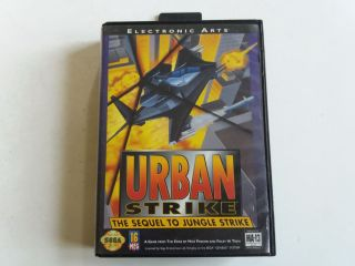 MD Urban Strike