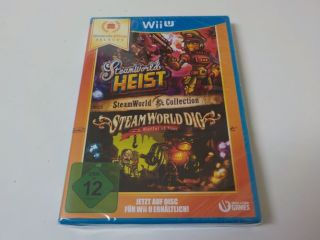 Wii U Steamworld Collection GER