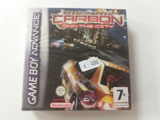 GBA Need for Speed Carbon Own the City ITA