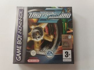 GBA Need for Speed Underground 2