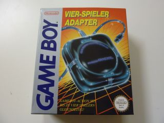 GB Four Player Adaptor