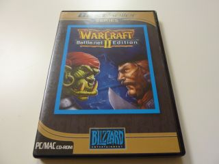 PC Warcraft II Battle.net Edition