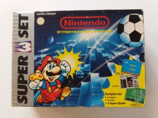 NES Super 3 Set