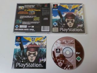PS1 CT Special Forces 3 Bioterror