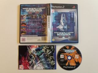 PS2 Gradius III and IV