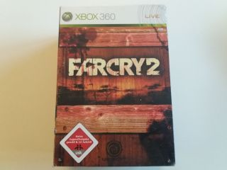 Xbox 360 Far Cry 2 Collector's Edition