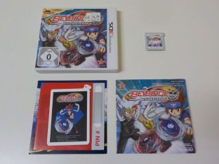 3DS Beyblade Evolution