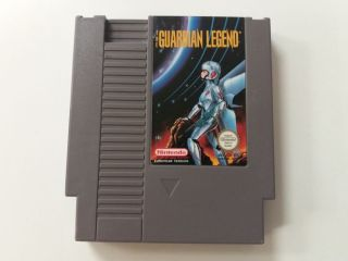 NES The Guardian Legend EEC