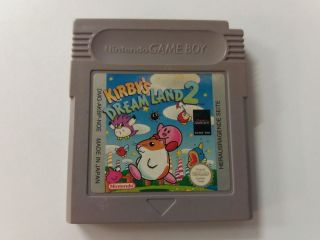 GB Kirby's Dream Land 2 NOE